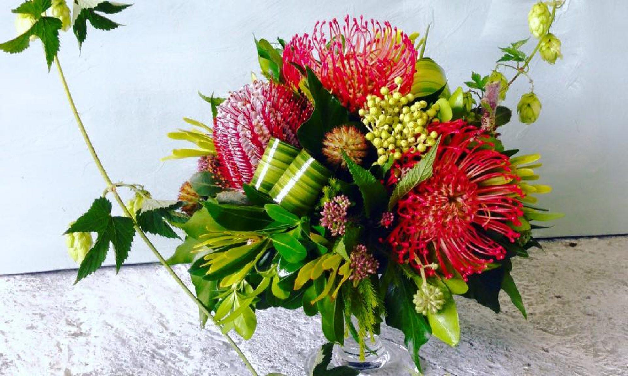 Botanical Lace Flower Studio